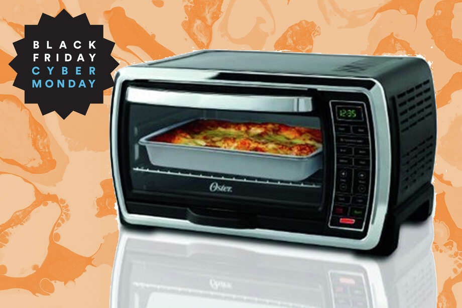 Oster Large Digital Countertop Convection Toaster Oven for $74.99 at Walmart Photo: Oster