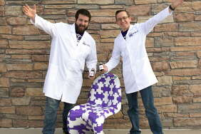 3D Gloop!, founded by Edwardsville natives Andrew Mayhall and Andrew Martinussen, won $50,000 from the 2020 Arch Grant.