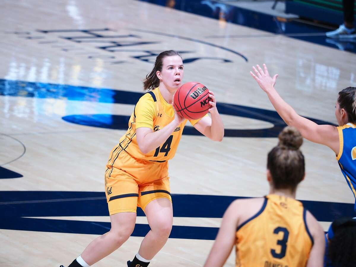 Freshman guard Alma Elsnitz led Cal with 14 points in her collegiate debut. She also had four rebounds and two steals.