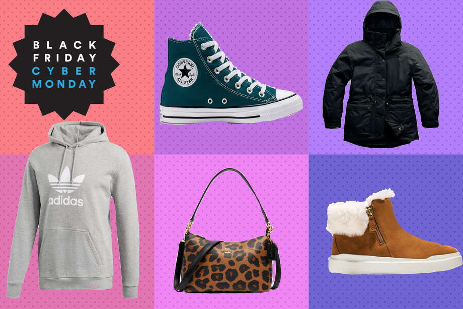 The best Cyber Monday apparel and accessories sales Photo: Hearst Newspapers