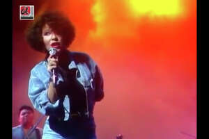A new DVD captures a Selena performance from 1987 in Houston.