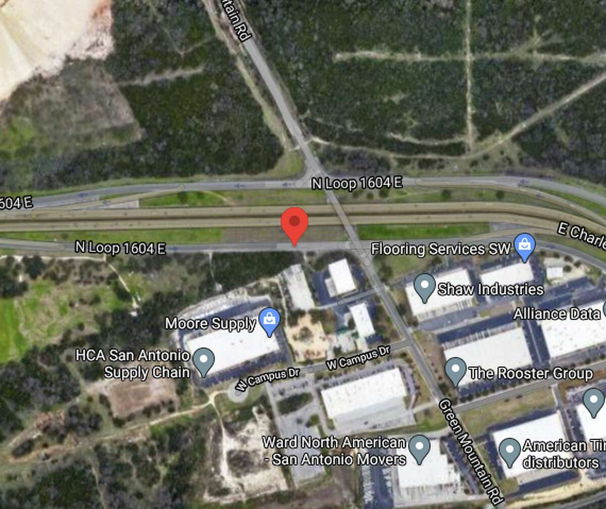 A San Antonio man died Saturday after losing control of his pickup truck on the Northeast Side, according to police. The map shows the approximate location of the incident.