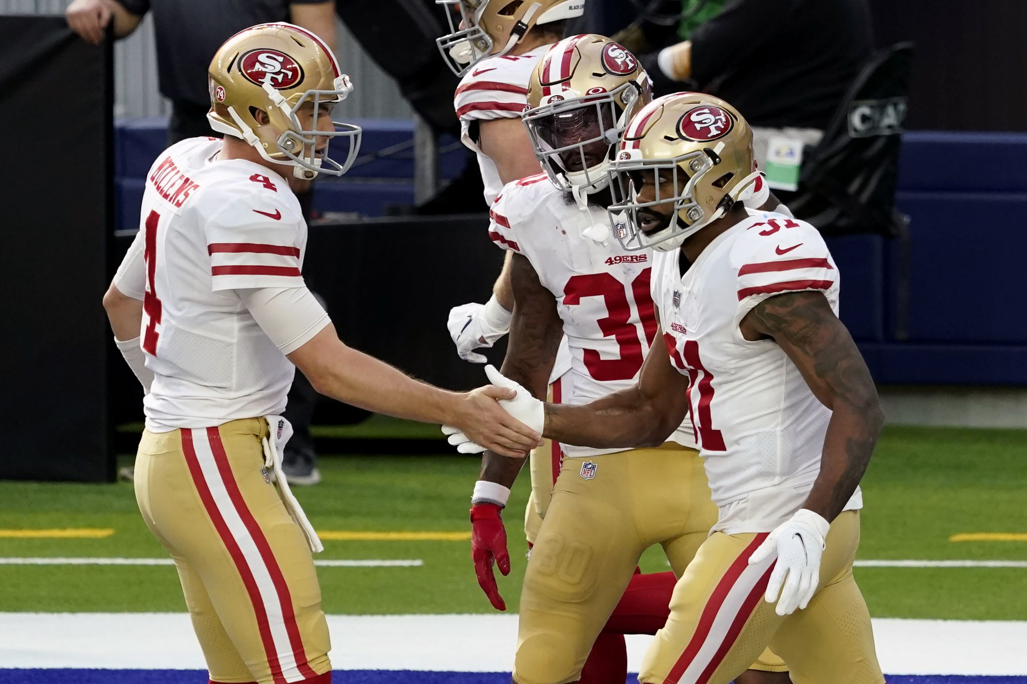 San Francisco 49ers Playoffs Odds Week 16 Game Against Arizona Cardinals Looms Large