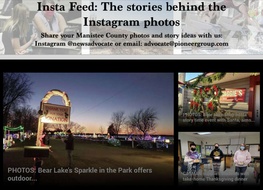 The News Advocate now has a special landing page dedicated to tying those great photos to the stories they relate to on Instagram. The landing page with all the stories is linked in the Instagram profile, or bio page, and one simply needs to tap or click on it to connect with the story behind those photos and videos. Photo: Screenshot