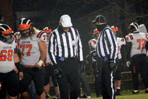 An ongoing theme for some schools during the fall athletic season, referee shortages caused a handful of scheduling conflicts before the shutdown came into effect.