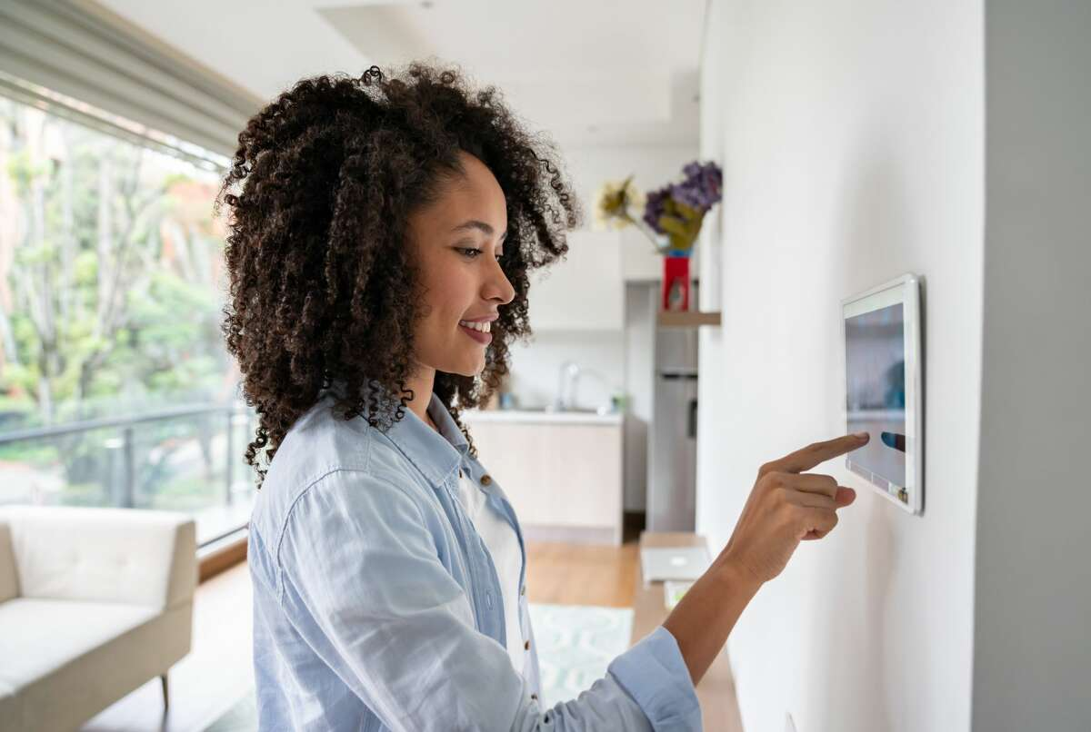 Homeowners are increasingly turning toward smart thermostats such as the Nest Learning Thermostat and the Ecobee Smart Thermostat.