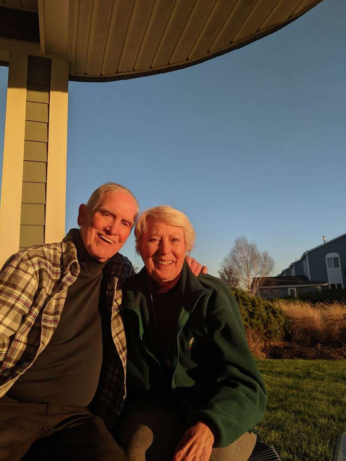 Mike and Julia Siegman