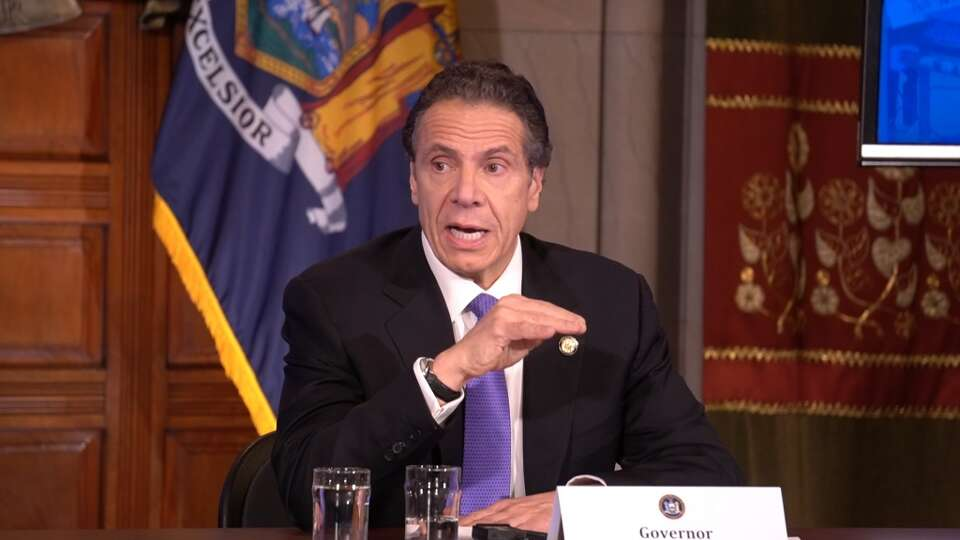 Cuomo: New York will receive 170,000 coronavirus vaccinations by Dec. 15, Dec. 2