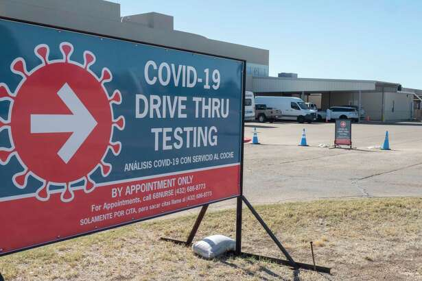 COVID testing continues 11/28/2020 at Midland Memorial Hospital West Campus. Tim Fischer/Reporter-Telegram