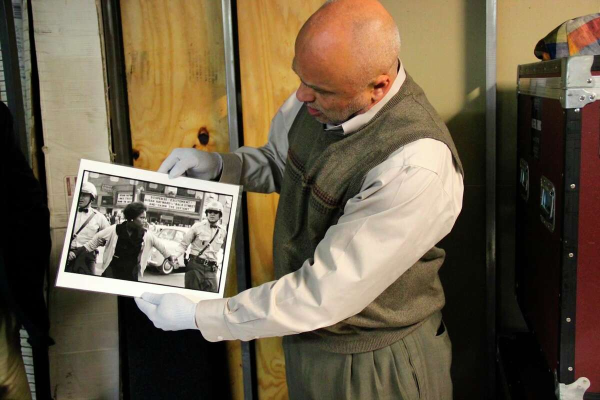 The Jim Crow Museum of Racist Memorabilia received a $15,000 grant from Michigan Humanities. The funds will help the museum preserve photos from the 1960s civil rights movement. (Courtesy photo)
