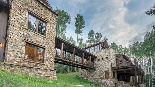 Mind the Gap and Cross Over Into Colorado's Beautiful Bridge House