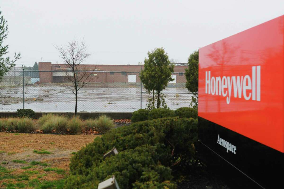 A view of the Honeywell brake plant on Monday, Nov. 30, 2020, in Green Island, N.Y. (Paul Buckowski/Times Union)