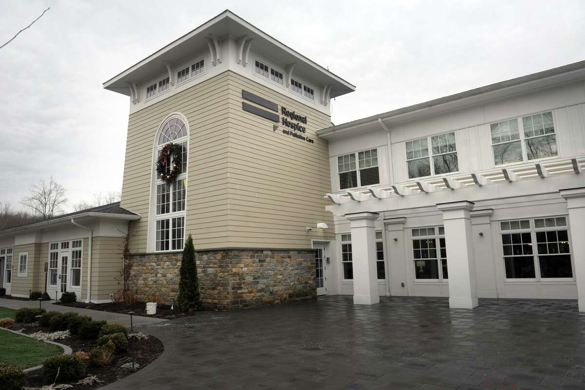 Regional Hospice and Palliative Care, in Danbury, Conn. Dec. 27, 2019. The hospice center plans to expand with new in-patient facilities for children.
