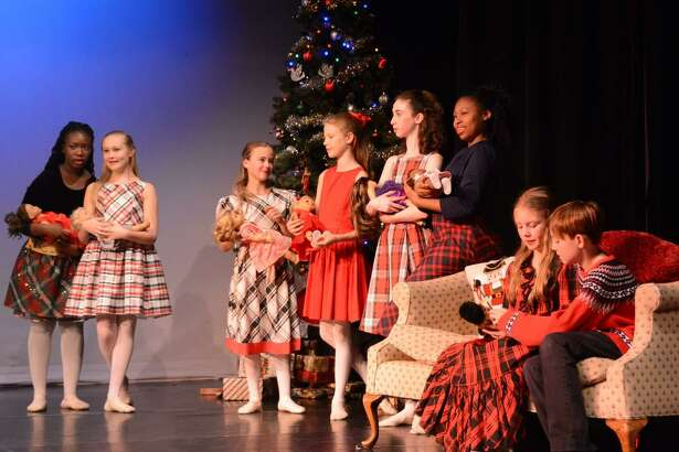 The Nutcracker Live Streaming, The Darien Arts Center will live stream The Nutcracker on Dec. 12 at 2 and 5:30 p.m.