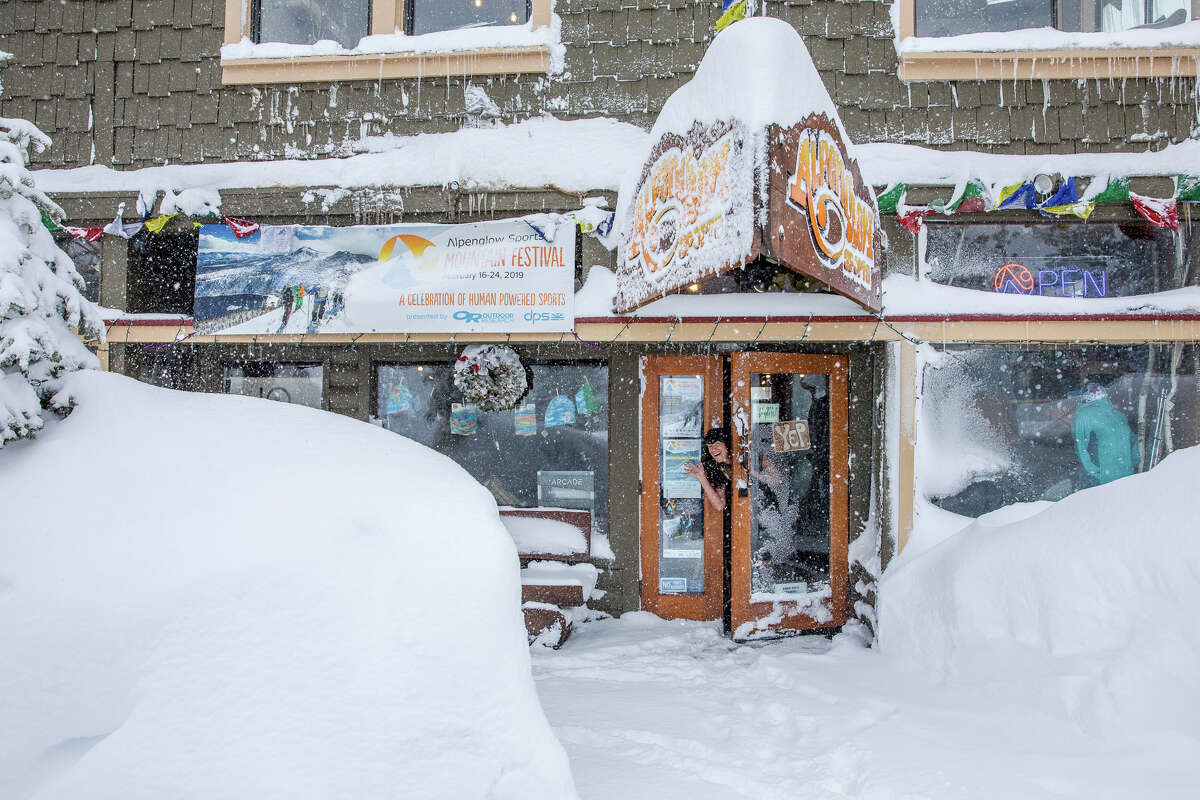 Alpenglow Sports in Tahoe City is a welcoming place for people looking for gear or information to help them head into the mountains.