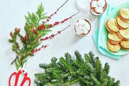 The Holiday Entertaining Workshop with Eddie Ross and Sue Scully is on Dec. 2 at 6:30 p.m., via Zoom. For more information, visit greenwichhistory.org/antiquarius.
