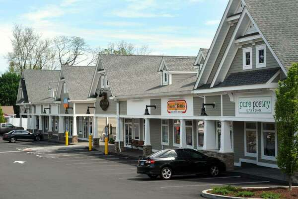 The shopping center at 4244 Madison Ave. in Trumbull features locally owned small businesses.
