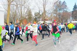 The annual Jingle Bell Jog 5K will still take place this year and is scheduled for Dec. 19. (News Advocate file photo)