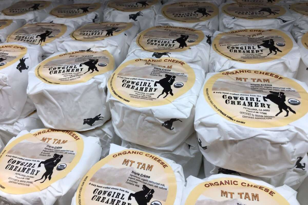 Cowgirl Creamery Known for its artisanal cheese selections, a package from Cowgirl Creamery will be sure to put a smile on your face. They ship multiple kinds of cheeses per kit, so be ready to brush up on your charcuterie board presentation. Cowgirl Creamery | 1 Ferry Building No. 19, San Francisco, and 80 4th Street, Point Reyes Station | Order online