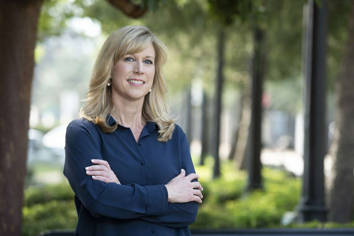 Assemblywoman Christy Smith, D-Santa Clarita (Los Angeles County), in an undated photo supplied by her congressional campaign. Smith lost her bid for a House seat to GOP Rep. Mike Garcia.