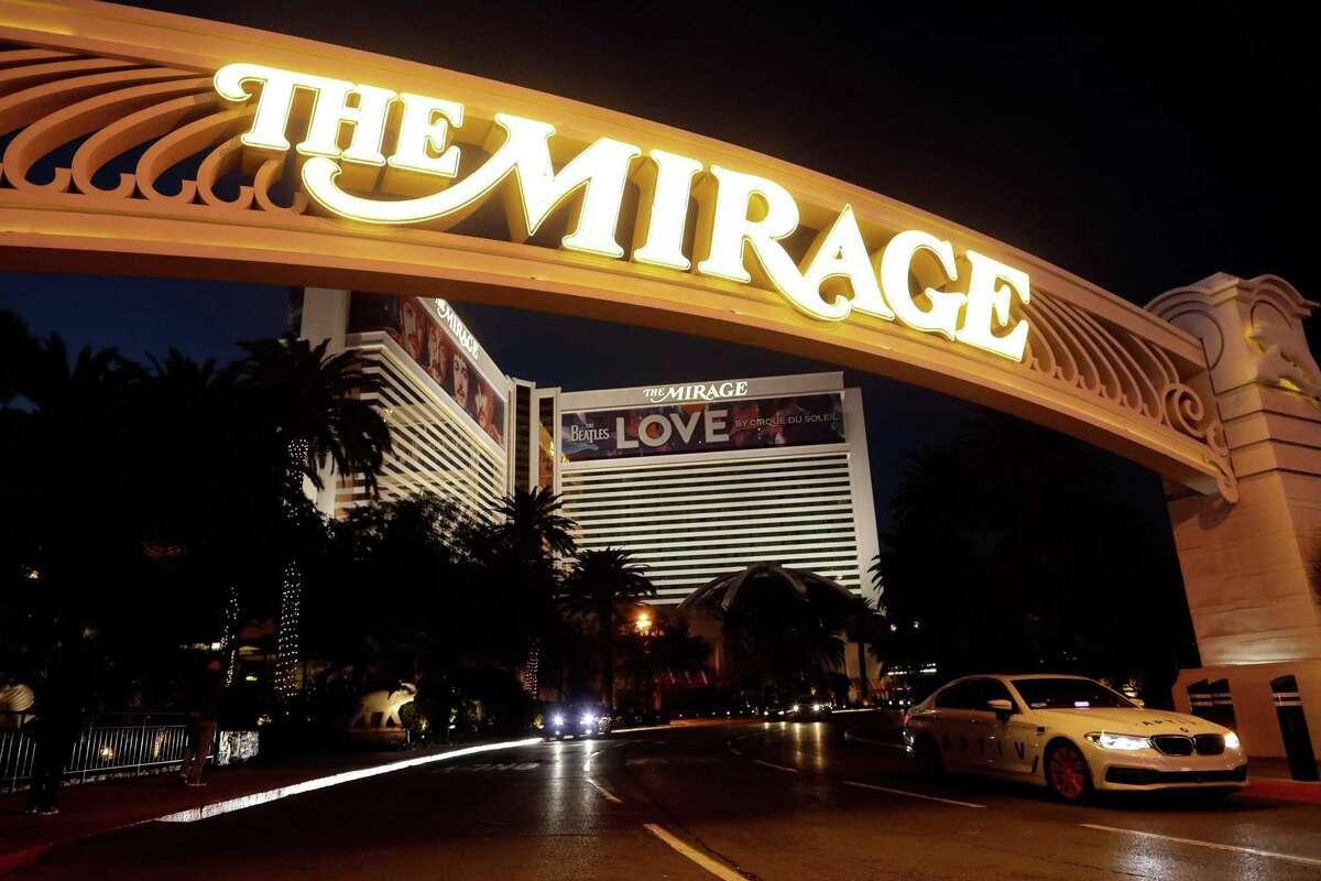 MGM Resorts has shut hotels Monday through Thursday at the Mirage and Mandalay Bay resorts.