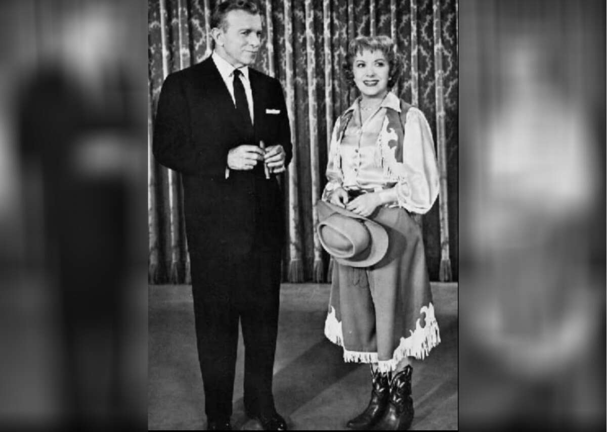 1950: The George Burns and Gracie Allen Show This early TV comedy turned its titular married couple into one of the most respected duos in Hollywood. George played the straight, serious husband, while Gracie and their neighbor Blanche, played by Bea Benaderet, frequently annoyed him with their mischief.