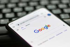Google is launching new program to help small Black and Latin business owners in the Houston area. (Photo by Nicolas Economou/NurPhoto via Getty Images)