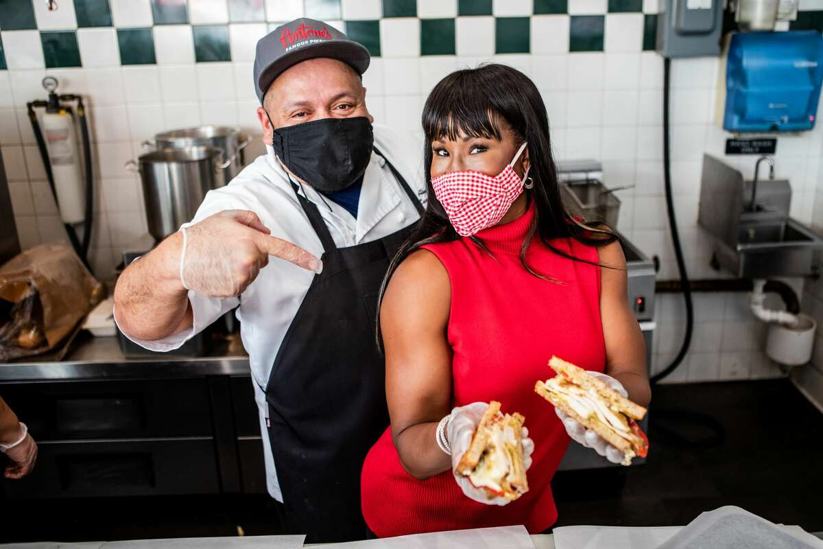 Nov.  2020: Antone's Po' Boys and former prima ballerina Lauren Anderson have teamed up to create