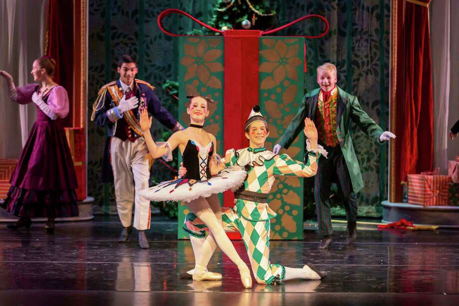 Performances of The Nutcracker and Sounds of the Season by Interlochen Arts Academy students will be streamed via interlochen.org and live on Facebook during December. (Submitted photo)
