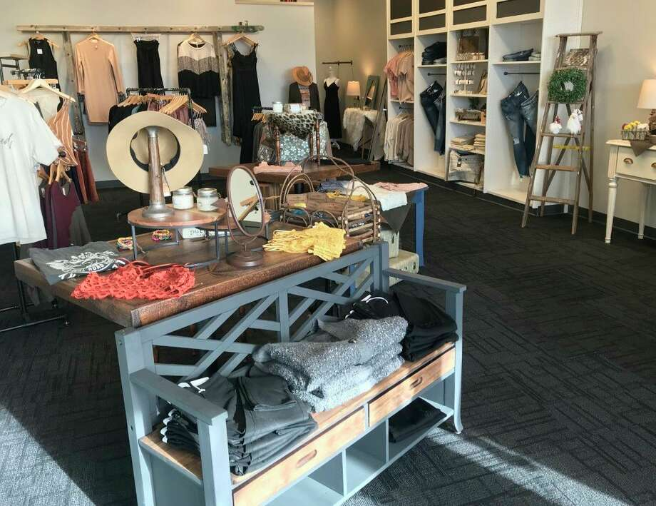 Ritzi Anchor offers a wide variety of trendy clothing and home goods for shoppers. (Pioneer photo/Taylor Fussman)