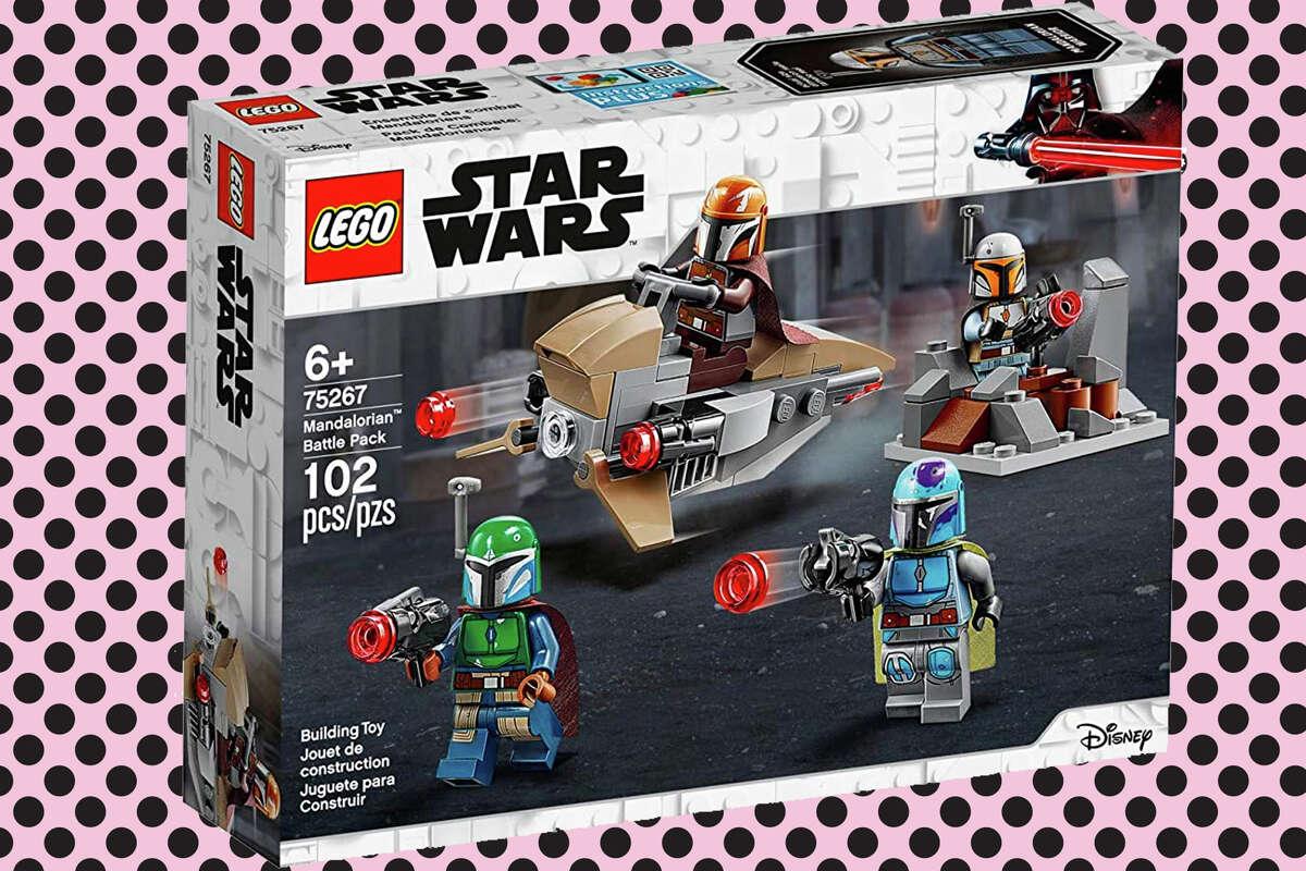 LEGO Star Wars Mandalorian Battle Pack for $13.47 at Amazon