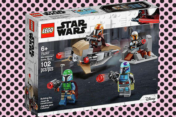 LEGO Star Wars Mandalorian Battle Pack for $13.47 at Amazon