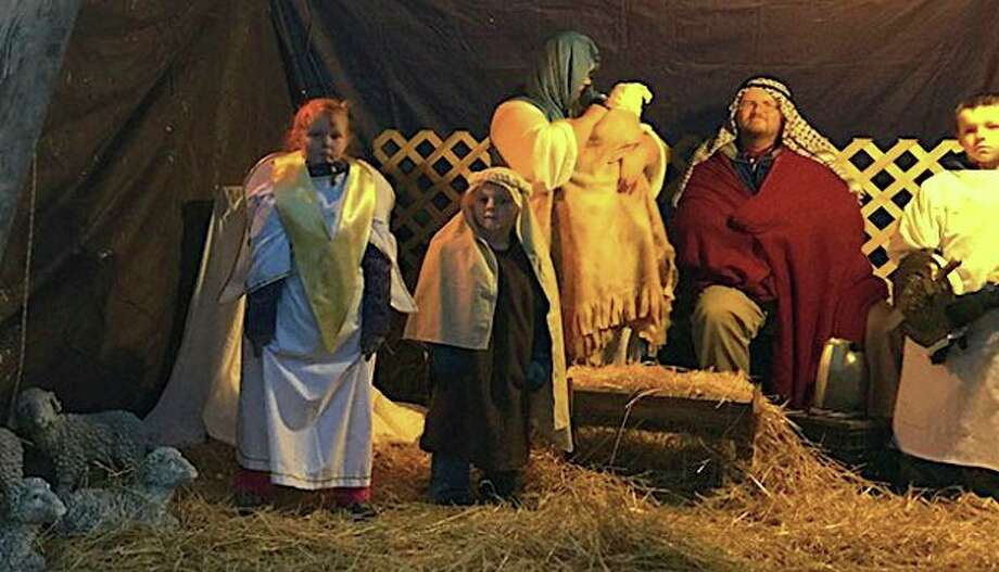 Once again this year, Bay Shore Camp at 450 N. Miller St., Sebewaing, will present a drive-though, live nativity program. (Courtesy Photo)