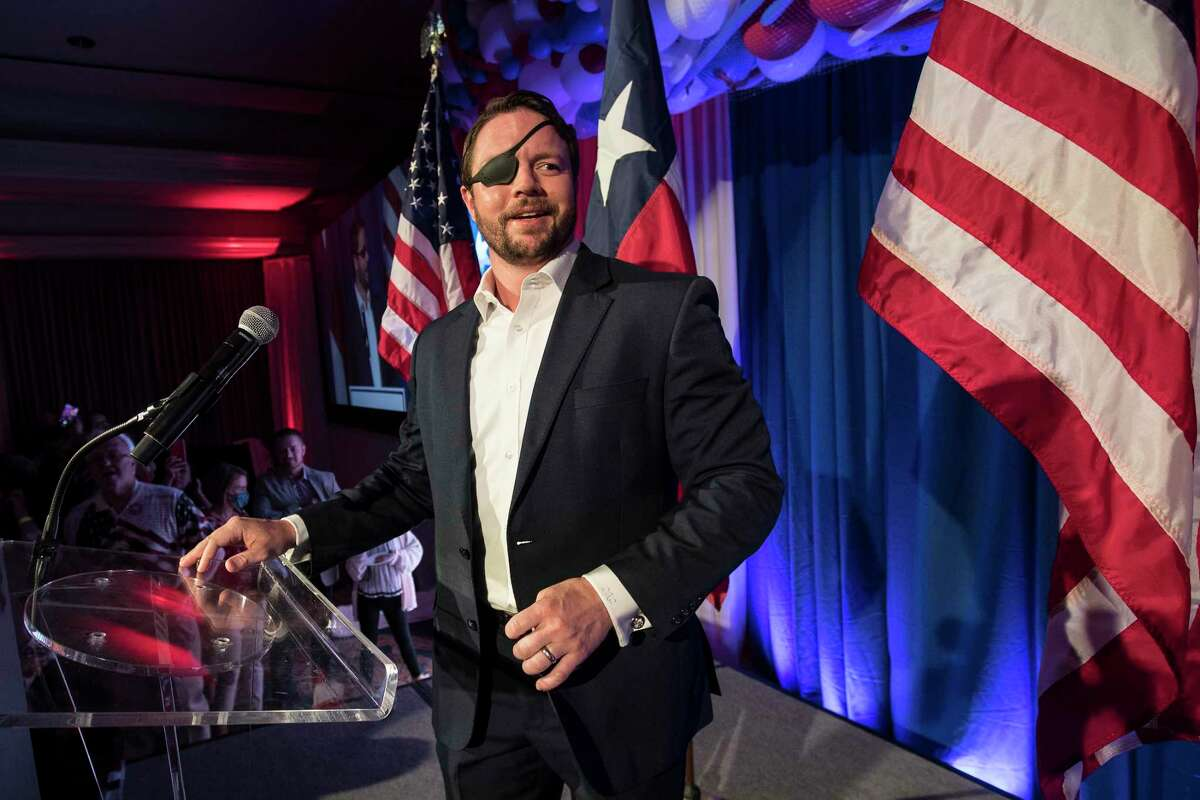 Houston Rep. Dan Crenshaw introduced legislation to promote innovation in carbon capture and utilization. Crenshaw is one of a few Texas leaders responding to an incredible swell of public demand for climate action.