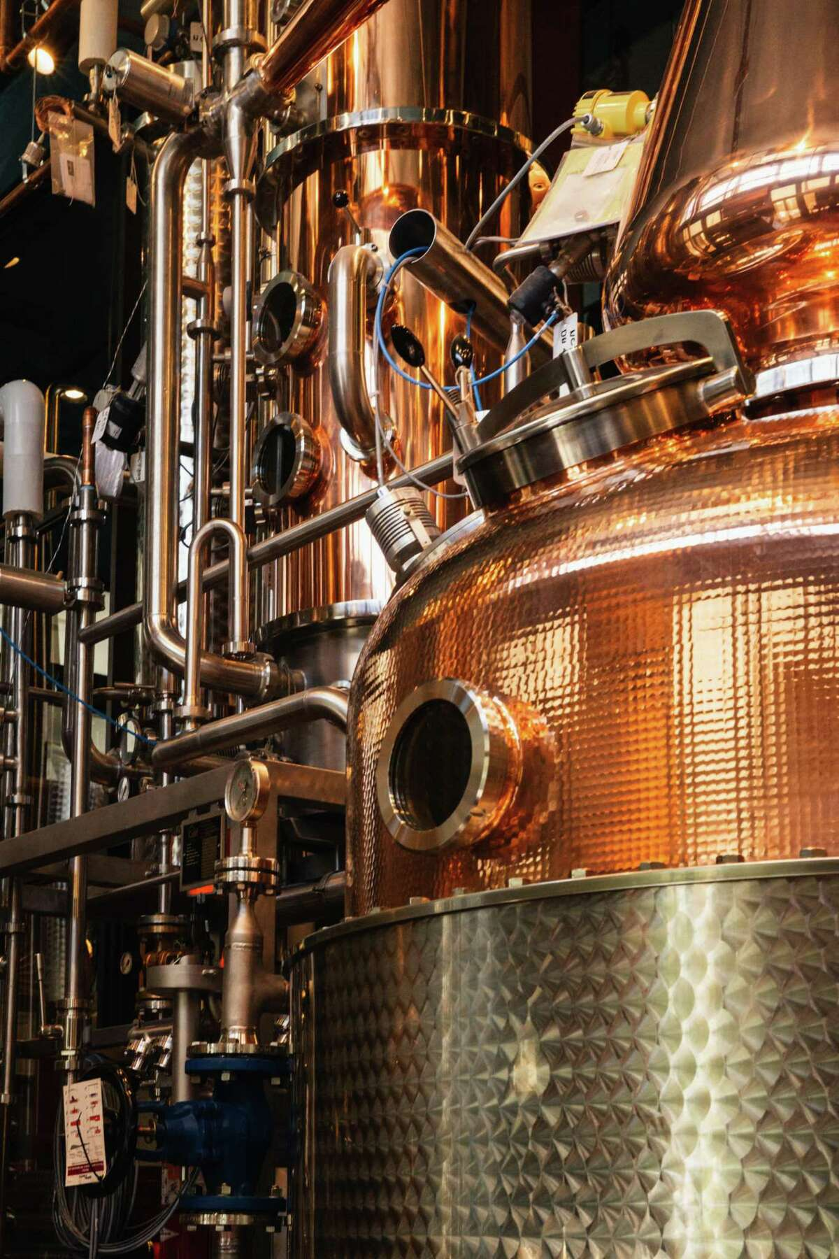 Devils River Distillery will offer tours of its new San Antonio location, opening in January.