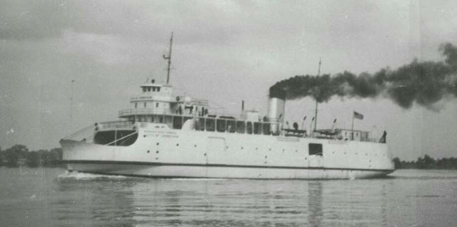 The Ann Arbor #4, built in 1906, was sold to the State of Michigan in 1937 and converted into the City of Cheboygan. She worked the Straits of Mackinac until the bridge opened in 1957. (Courtesy Photo)