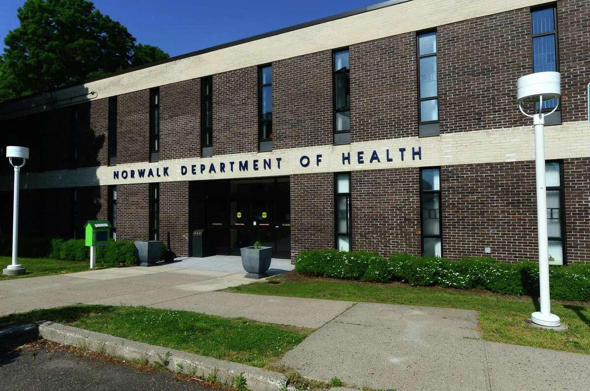 Norwalk Department Health Department in Norwalk, Conn, Saturday, May 28, 2016.