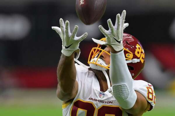 Tight end Logan Thomas might have seemed like an insignificant signing for Washington in the offseason, but he has turned out to be a big catch.