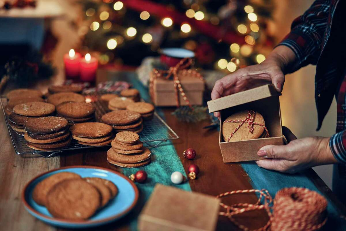 This year, try putting together a gift box of ingredients that can be cooked together on a Zoom call. It could be the start of a new tradition.