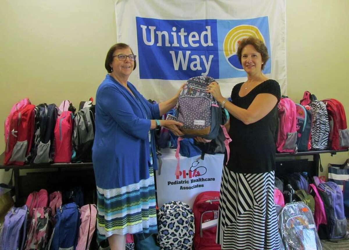The United Way of Coastal Fairfield County accepts donations of school supplies to support the needs of children in the local communities.