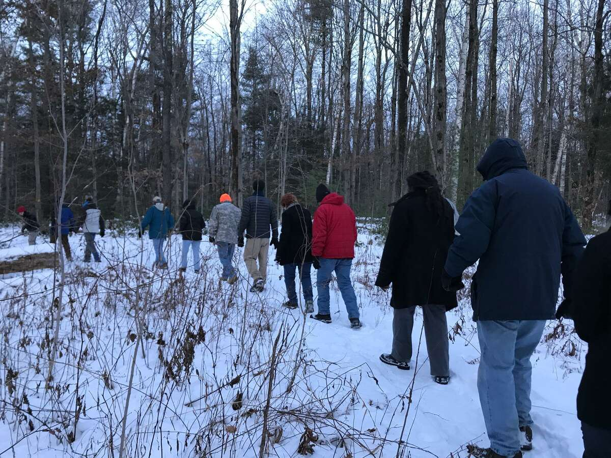 The Torrington Historical Society is sponsoring a John Brown memorial hike Dec. 6.