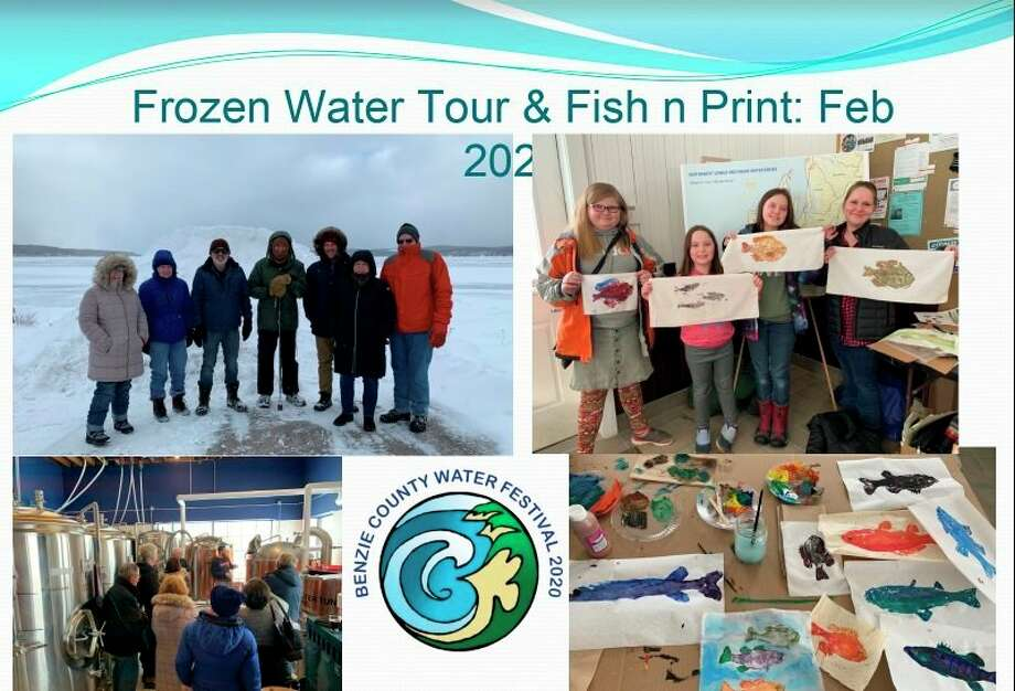 The Benzie Conservation District held several events in February before COVID-19 caused cancelations. (Courtesy Photo)