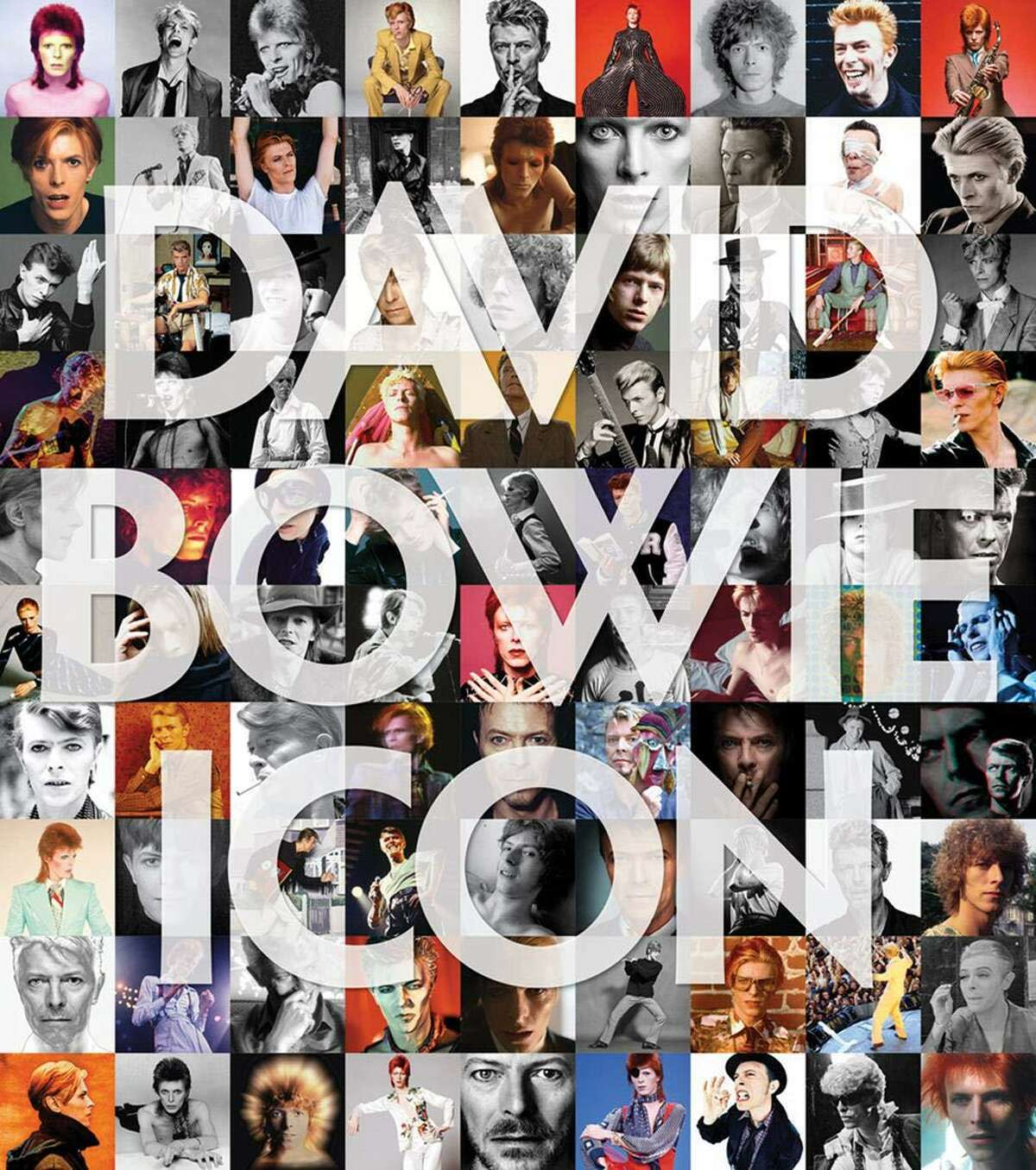 """""""David Bowie: Icon"""" by Iconic Images"""