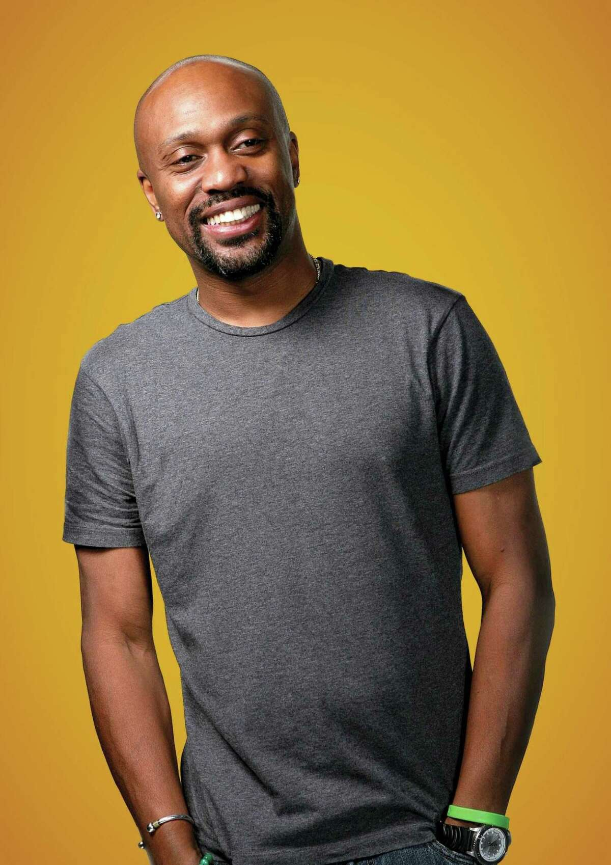 Comedian Tony Woods will perform five shows at The Stress Factory in Bridgeport, Dec. 10-12.