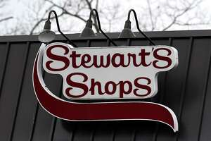 The Stewart's Shops convenience store at Delaware and Elm avenues on Wednesday, Dec. 2, 2020, in Delmar, N.Y. Stewart's is trying to expand this location to add gas pumps. (Will Waldron/Times Union)