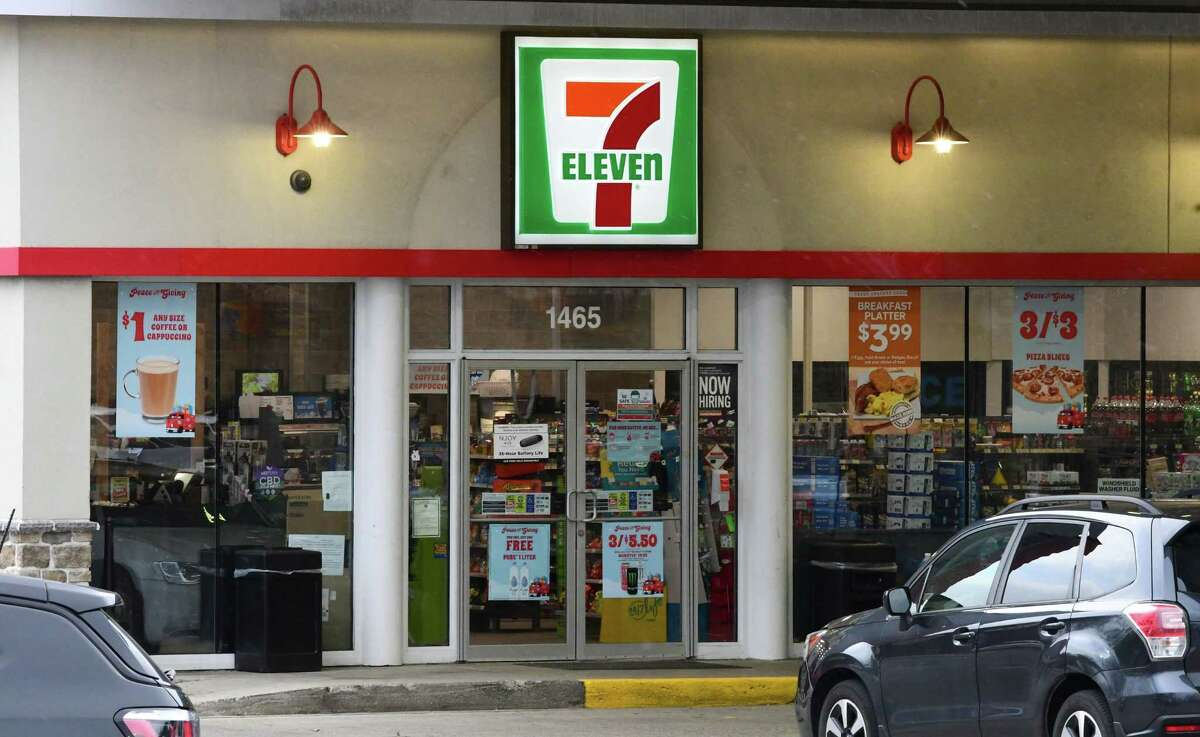 When you fill your tank at one of at least five Capital Region Sunoco stations, don't be surprised when the receipt welcomes you to 7-11.