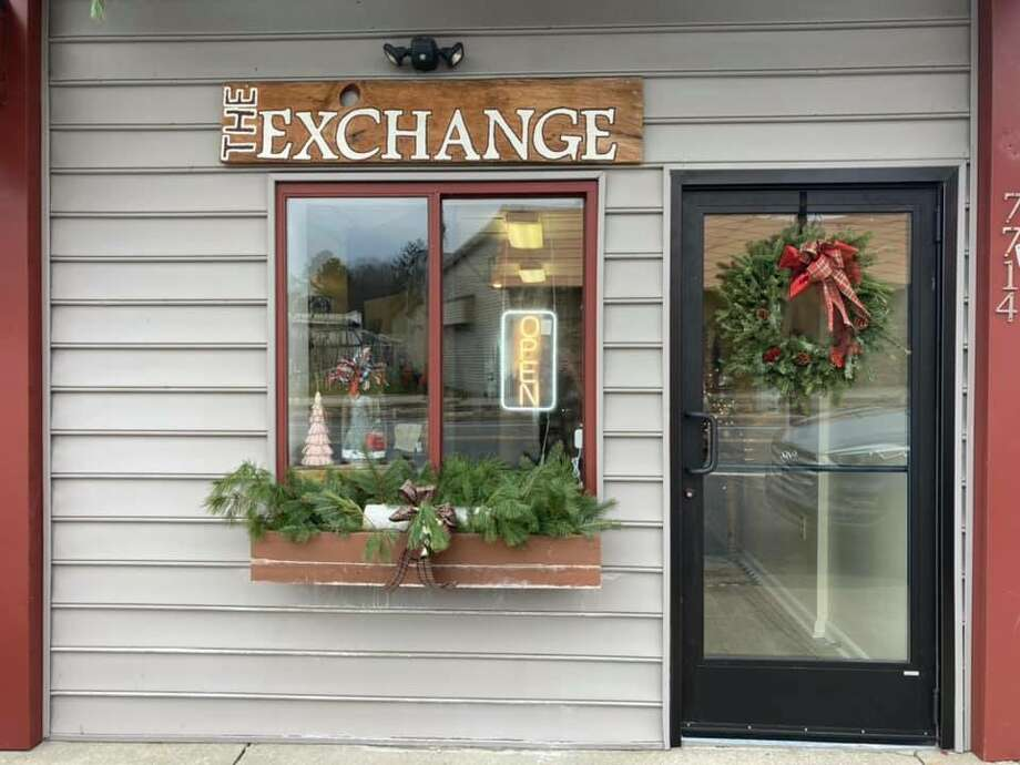 Bear Lake Schools' pop-up holiday gift store, The Exchange, allows students to sell craft items in order to raise money for senior trips. The store is next to Maggie's in downtown Bear Lake. Photo: Courtesy Photo