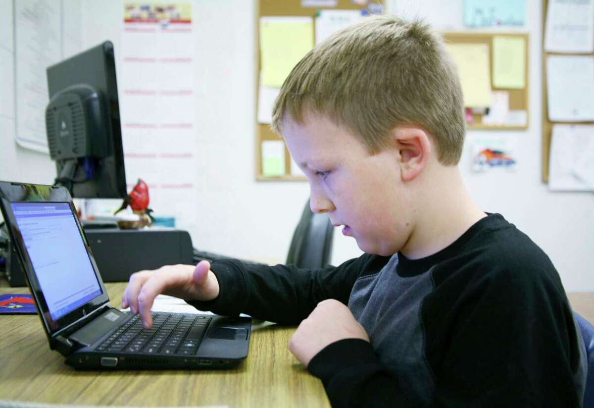 With many students learning remotely, area school districts are working to improve upon their virtual programs. So far, school districts said they have seen issues with internet access, engagement and attendance. (Pioneer file photo)