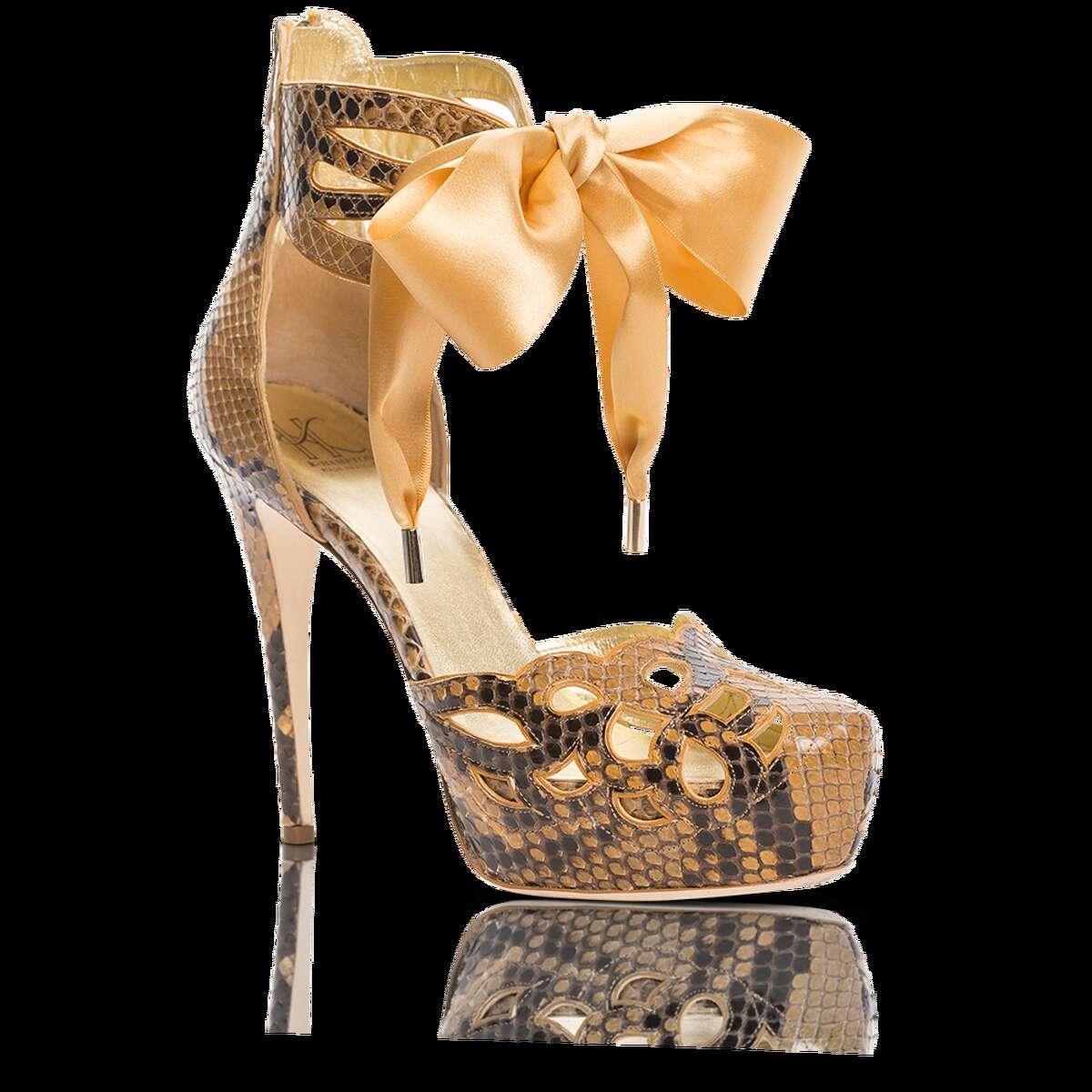 K Hampton Wealth shoe.