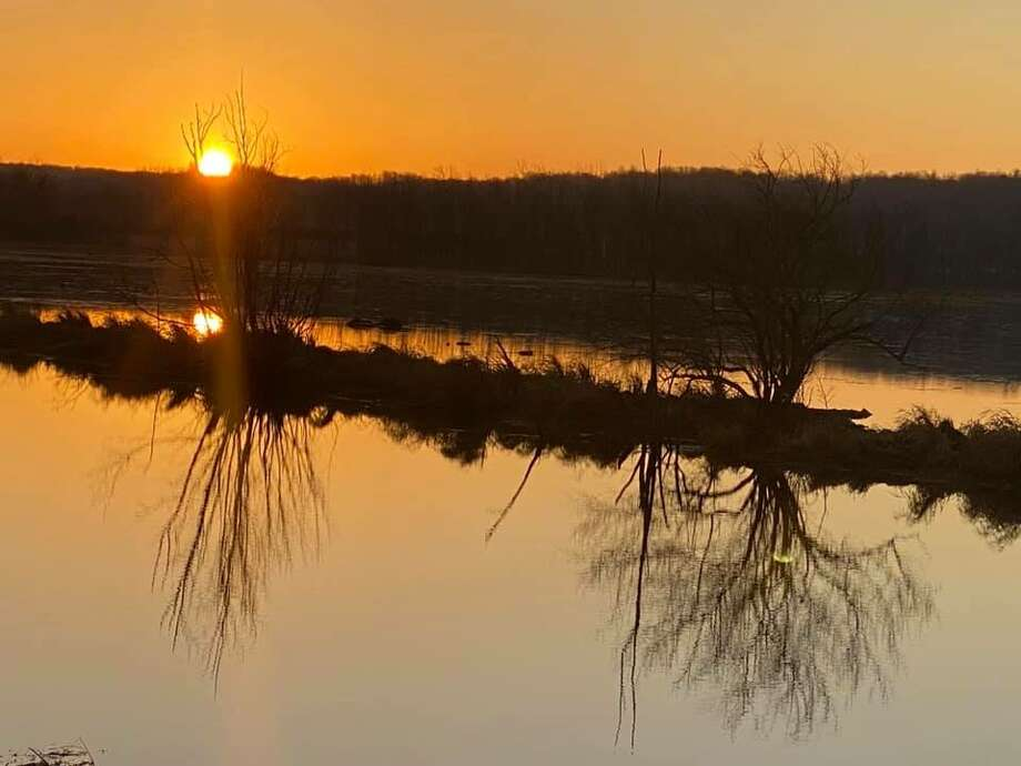 The Grand Traverse Regional Land Conservancy has recently acquired 3 acres of land near the Arcadia Marsh Nature Preserve that will be used for improved parking, visibility and access to the wetland. (Courtesy Photo/Sally Manke) Photo: Courtesy Photo/Sally Manke